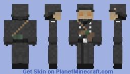 Skin Inspired by Phosgore Minecraft Skin