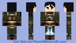 Jack SAO Minecraft Skin