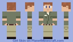 Male Veterinary - JP Minecraft Skin