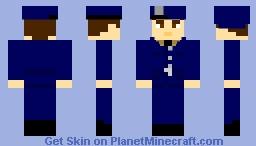Milicie soldier WW2 Minecraft