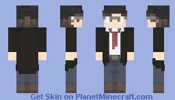 The Nostalgia Critic Minecraft Skin
