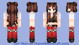 Red Velvet - Seulgi (Bad Boy) Minecraft Skin