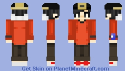 Gold ---- ((POKEMON Gold/Silver/Crystal)) Minecraft Skin