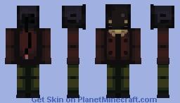 Gadet Minecraft Skin