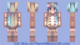 Ribs Minecraft Skin