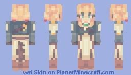 Violet Evergarden Minecraft