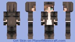 OC Re-Model Minecraft Skin