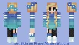 My New Spring Skin :D Minecraft
