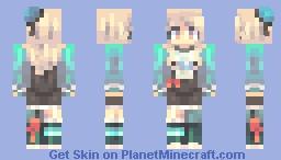 Ferris Minecraft Skin