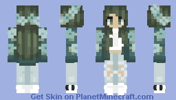 Moss - Barnes Minecraft Skin