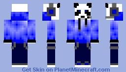 DJ Panda Minecraft Skin