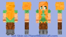✦αɴd тнe ɴew αleх wαѕ вorɴ.✦ Minecraft Skin