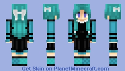 something real Minecraft Skin