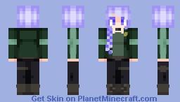 𝔗𝔥𝔢 𝔰𝔭𝔦𝔯𝔦𝔱 𝔬𝔣 𝔯𝔢𝔟𝔢𝔩𝔩𝔦𝔬𝔫 Minecraft Skin