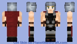 THOR ( MARVEL Moderns ) Minecraft Skin