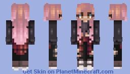 Toni Topaz RIVERDALE Minecraft