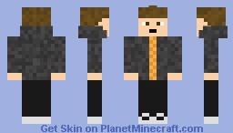 My new skin hopefully Minecraft