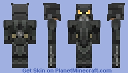 Fallout X-02/Enclave Power Armor Minecraft Skin