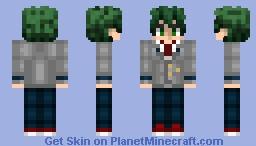 Medoria Minecraft Skin
