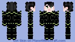 ♠ L E D  ♠ Minecraft Skin