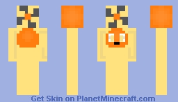 Rotom Fan Minecraft Skin