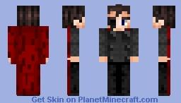 Thor (Infinity War Series) Minecraft Skin