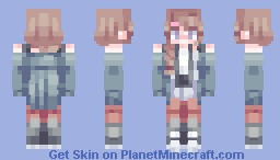 photographer Minecraft Skin