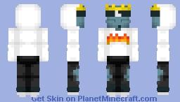 (c) lqvender | a snooze z-z-z Minecraft Skin