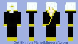 Blanq Minecraft Skin