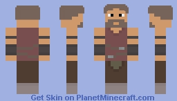 Chief Thief Robin Minecraft Skin