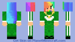 *UPDATED* Tekashi69 (6ix9ine) Skin Minecraft Skin