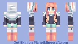 chamomile Minecraft Skin