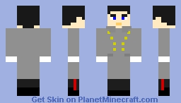 Coldstream Guard Soldier Winter Ver. Minecraft Skin