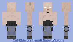 Stripped Combine soldier Minecraft