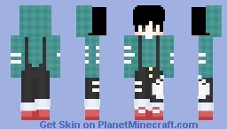 BOY 2.0 Minecraft Skin