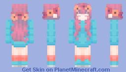 Trader's Reshade Contest skin Minecraft Skin