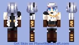 [Kari] Valkyrie Ranger Minecraft Skin