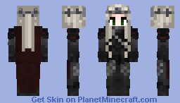Daenerys Stormborn - The Dragon Queen Minecraft Skin