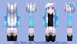 [Kari] Special Snowflake || ST with Chabilulu Minecraft Skin