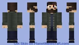 Dead By Daylight: David King Minecraft Skin