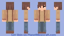 Brown - Famous Shade Challange - 01/30 Minecraft Skin