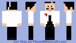 Master Codebreaker (star wars last jedi) Minecraft Skin