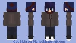 αn αʟcoʜoʟιc ~ galaxx Minecraft Skin