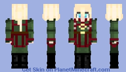 R E Q again... soon again will be inactive Minecraft Skin