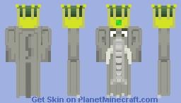 ﴾ξꭚꞕꝍ₮₮ἷ﴿ Elephant-King Minecraft