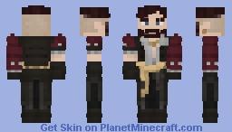 Axel Everhardt Minecraft Skin
