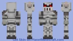 Hate Lord Minecraft Skin