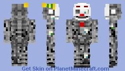Ennard Minecraft Skin