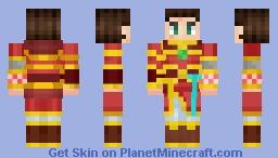 Swordsman Base (Lunar New Year) Minecraft Skin