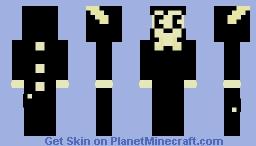 The Ink Dragon Minecraft Skin